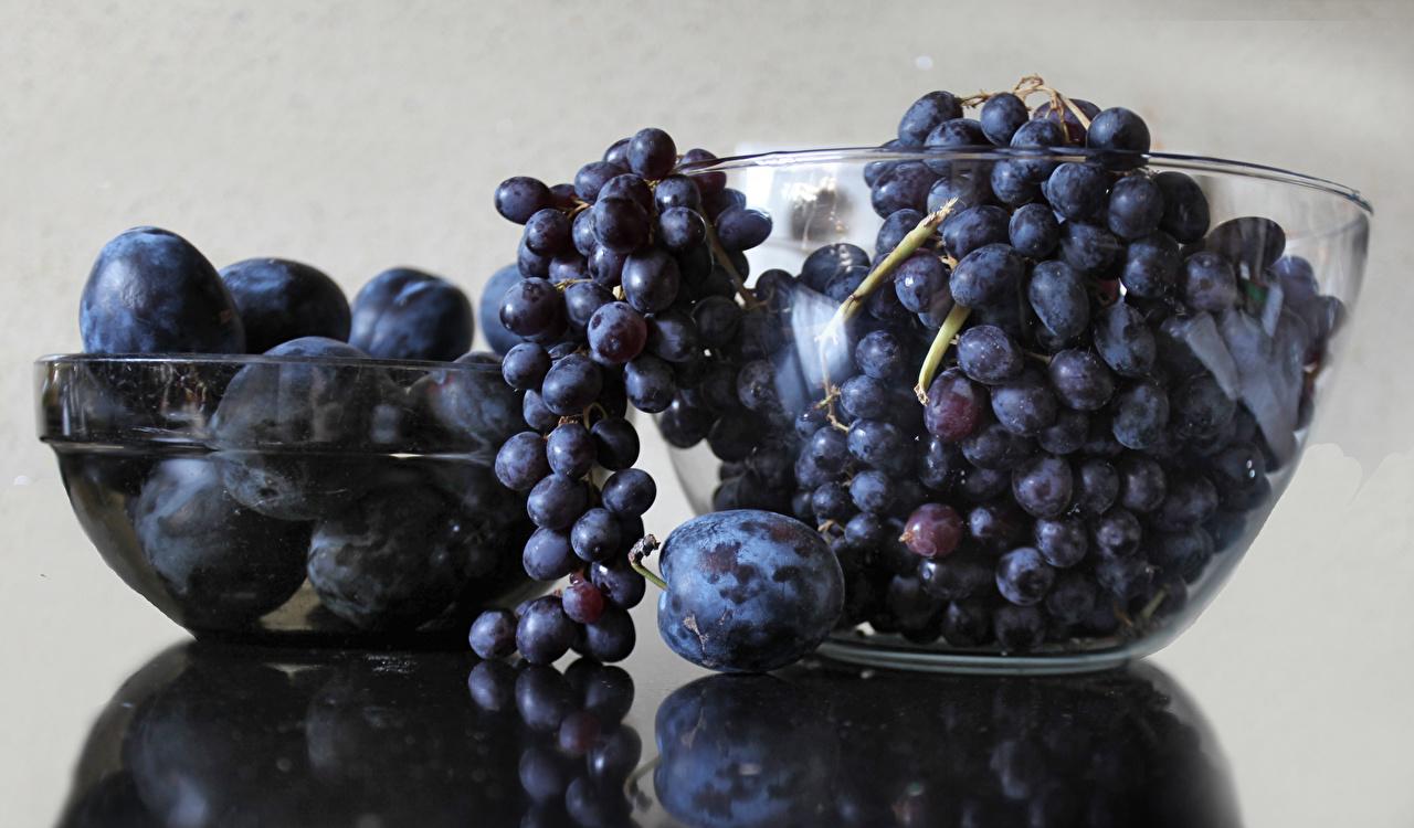 Квоты на экспорт в ЕС столового винограда, слив и вишни будут увеличены
